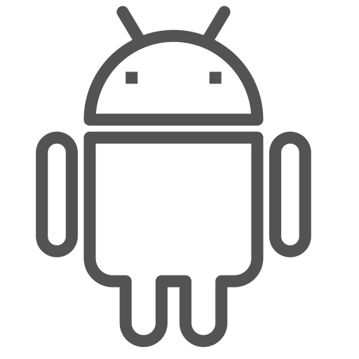 android, avatar, brand, figure, robot icon