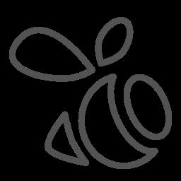 curve, irregular, polygon, shape icon