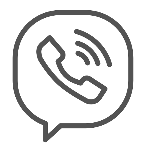 brand, bubble, phone, viber icon