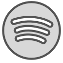 bar, circle, round, shape, signal icon