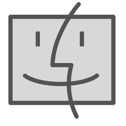 avatar, face, finder, mac, os icon