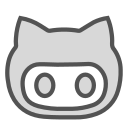 avatar, cat, face, figure, ninja icon