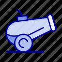 canon, weapon icon