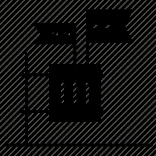 Ballot, boycott, election, garbage, junk icon - Download on Iconfinder