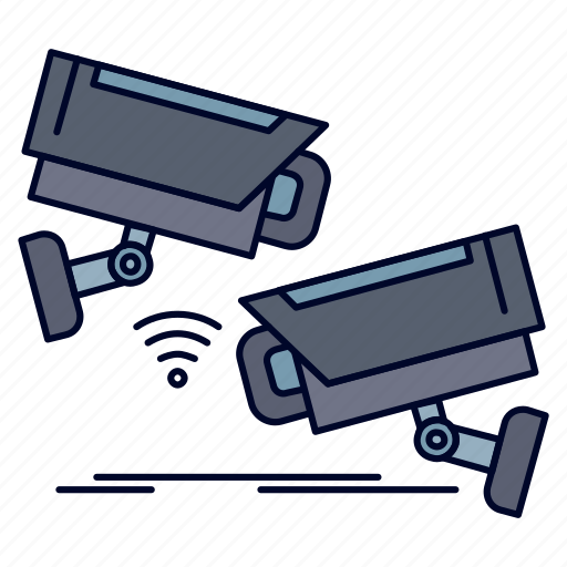 Camera, cctv, security, surveillance, technology icon - Download on Iconfinder