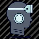 googles, headset, reality, virtual, vr icon