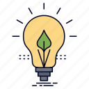 bulb, electricity, energy, idea, light icon