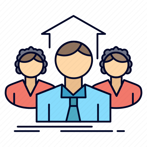 Business, group, meeting, team, teamwork icon - Download on Iconfinder