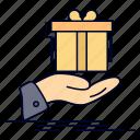 birthday, gift, idea, solution, surprise