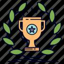 award, cup, prize, reward, victory