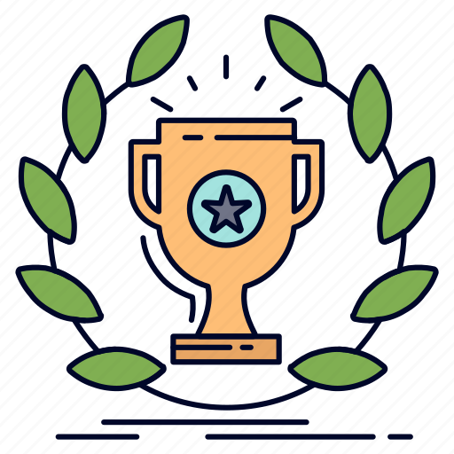 Award, cup, prize, reward, victory icon - Download on Iconfinder