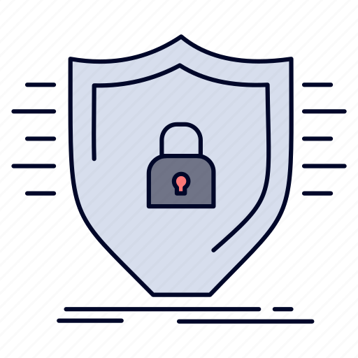 Defence, firewall, protection, safety, shield icon - Download on Iconfinder