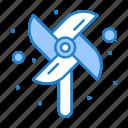 fan, toy, windmill