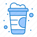 drink, line, soft icon