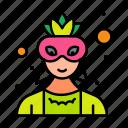 avatar, character, costume, mask