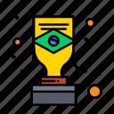 award, brazilian, carnival, trophy
