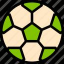 ball, brazilian, carnival, soccerball icon
