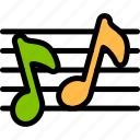 brazilian, carnival, music, song icon