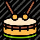 brazilian, carnival, drumj, music icon