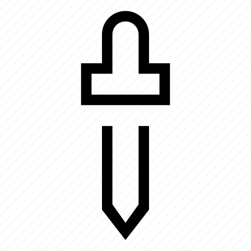 Color, droper, eyedropper, picker, pipette icon - Download on Iconfinder