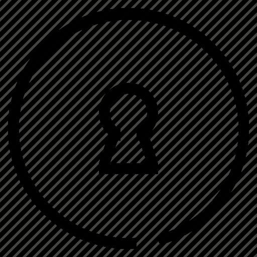 lock, locker, protection, safe, secure icon