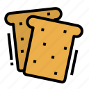 bakery, bread, breakfast, brioche, toast