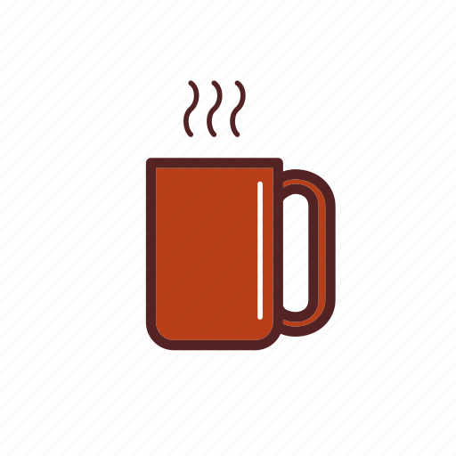 breakfast, coffee, drink, hot, mug, tea icon