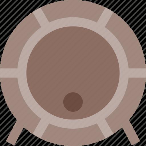 Barrel, beer, tanked, wine, wooden icon - Download on Iconfinder