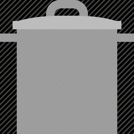 Cook, heat, hot, kitchen, pan, pot, saucepan icon - Download on Iconfinder