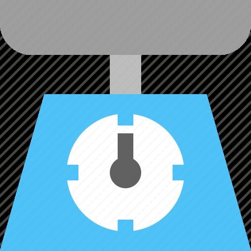 balance, kitchen, scales, utensil, weight icon