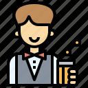 avatar, bar, bartender, drinks, user