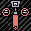 bottle, kitchen, opener, restaurant, tool