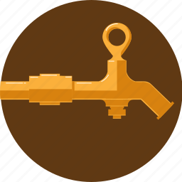bar, beer, beer tap, crane, drink, spigot, tap icon