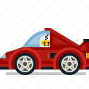 auto, bricks, car, ferrari, race, racing, vehicle icon