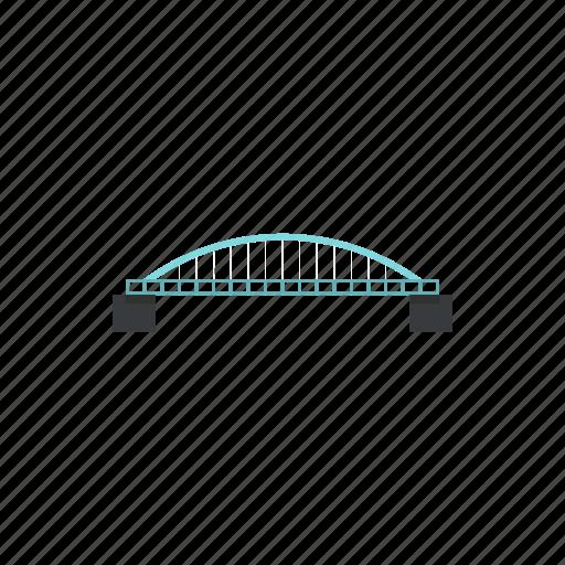 arch, architecture, arhitecture, bridge, building, deck, travel icon