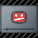 broken, video