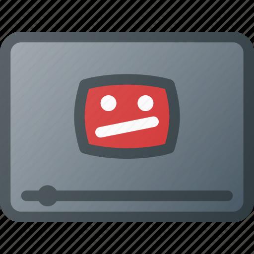 Broken, video icon - Download on Iconfinder on Iconfinder