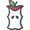 applebitebitten, eaten icon