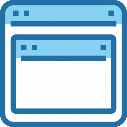 browser, interface, ui, web icon
