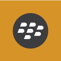 blackberry, browser, network, os, social icon
