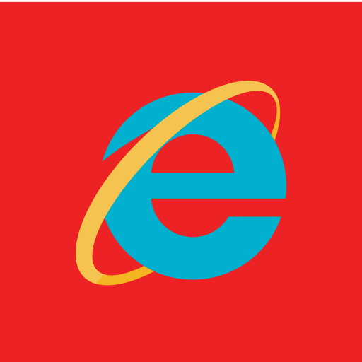 browser, explorer, internet, network icon