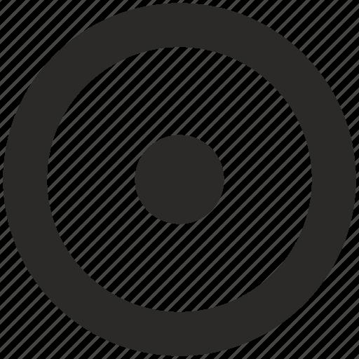 choice, element, list, radiobutton icon
