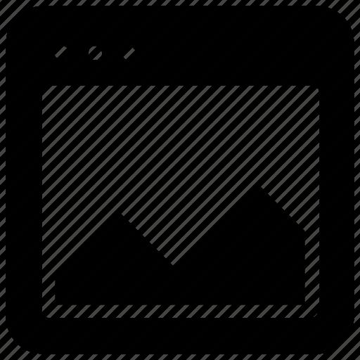 image, website icon