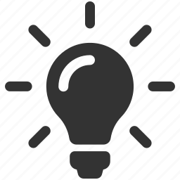 bulb, electricity, idea, innovation, innovative, light bulb icon