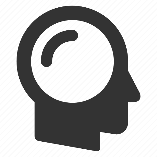 avatar, empty, head, person, profile, thinking, user icon