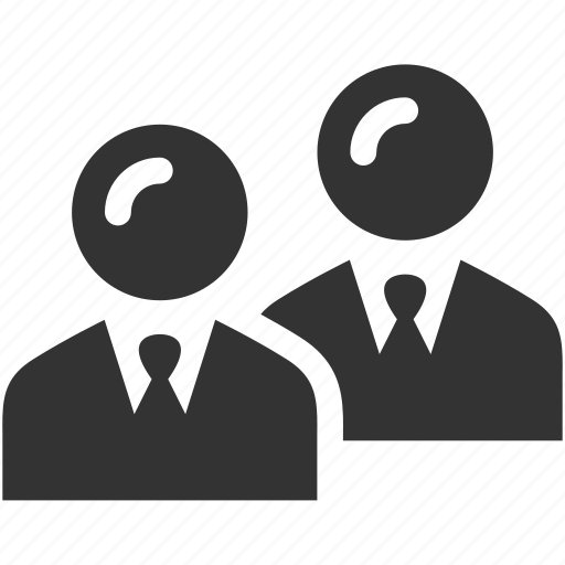audience, businessmen, community, group, people, users icon
