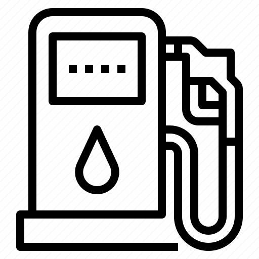 Fuel, gas, gasoline, petrol icon - Download on Iconfinder