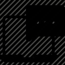 sms, web icon