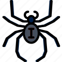 bug, insect, nature, spider icon