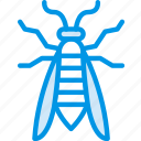 bee, bug, insect, nature icon